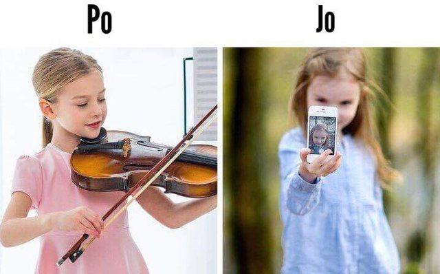 Flet shkenca  Jo celular  jepuni fëmijëve një instrument muzikor për këto arsye