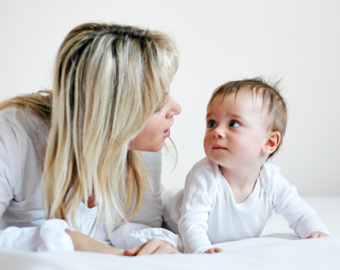 Ja si duhet të fëmijët të flasin sa më shpejt