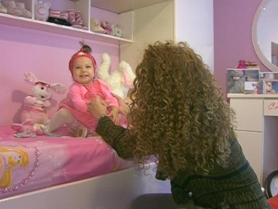 Vajza e Inis Gjonit mbush 5 vjeçe  teze Ingriti i bën një urim të veçantë