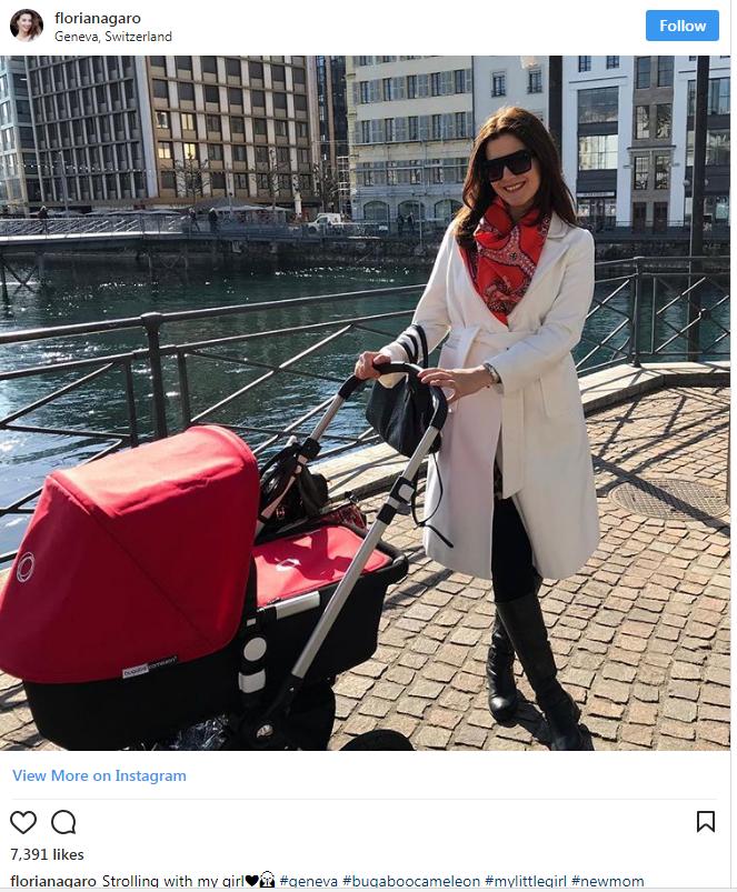 Një muaj pas lindjes së vajzës  ja si duket Floriana Garo