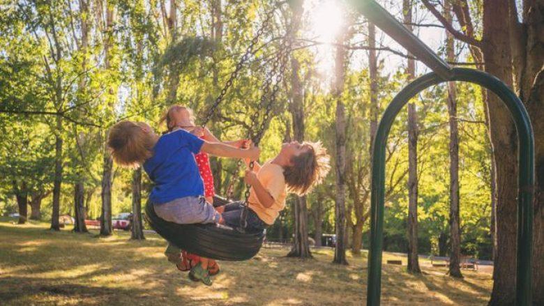 Coronavirusi  A duhet t i lini fëmijët tuaj të luajnë me fëmijë të tjerë