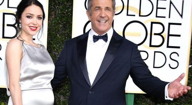 Mel Gibson bëhet baba për herë të nëntë
