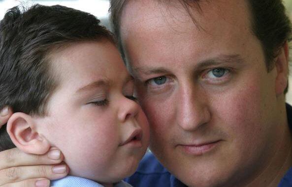 Letra prekëse e David Cameron  Çfarë mësova nga sëmundja e rrallë e djalit tim
