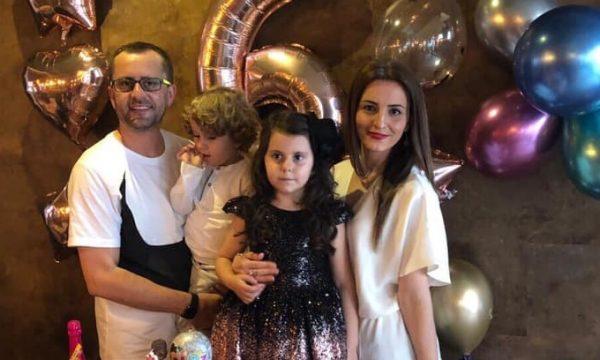 Aktori kosovar i bën një shkrim emocionues vajzës për ditëlindjen e gjashtë