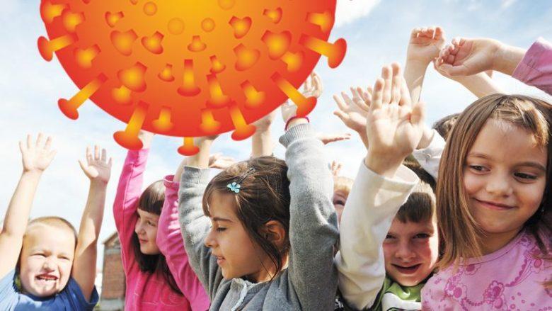 Studimi i ri konfirmon  Deri tani asnjë fëmijë nuk ka transmetuar coronavirusin te personat e rritur