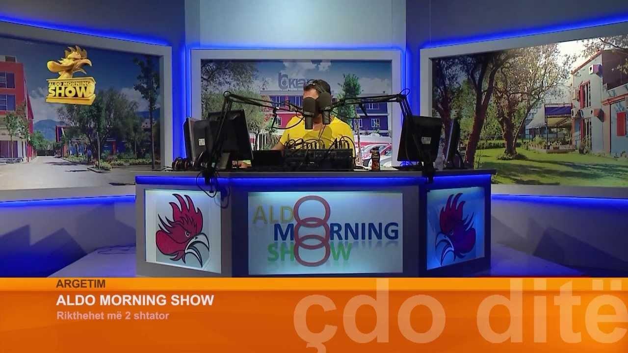 Aldo i  Aldo Morning Show  bëhet me vajzë  vjen në jetë Charlotte